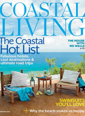 Robert Ruark Inn: Featured in Coastal Living Feb. 2013